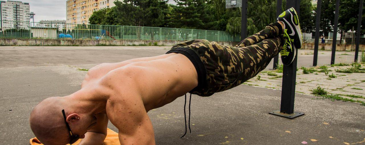 Prečo posilňovať stred tela
